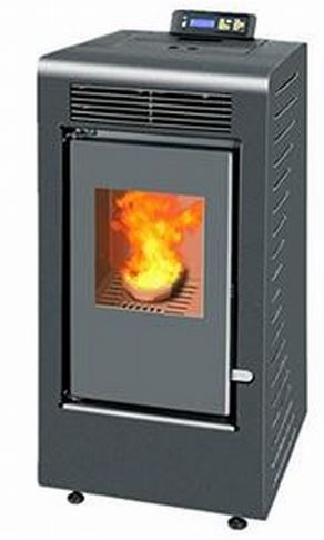 Nextstep Freestanding Fireplace